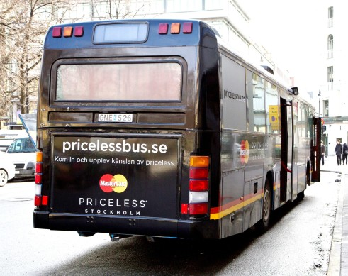 Priceless Bus